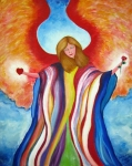 Engel, Jesus, Maria