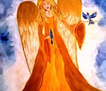 Friedens Engel - Kopie