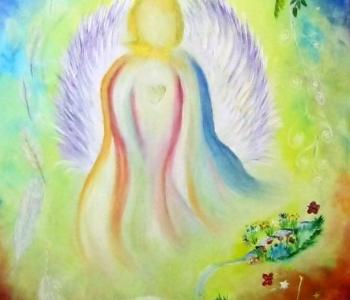 Engel der Kreativität