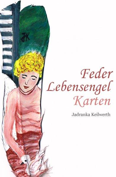 Cover-Feder Lebensengel Karten