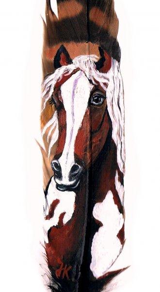 1-Freiheit-Pferd