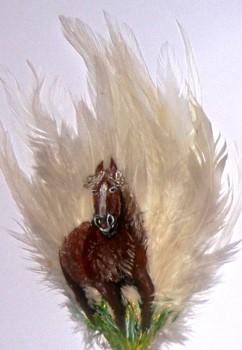 5 – Freiheit - Pferd