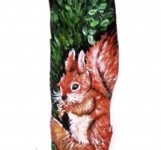 48-Eichhörnchen-Bote