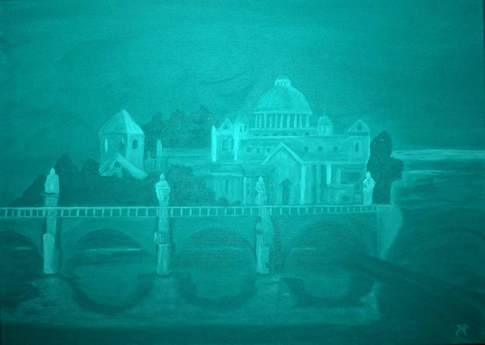 Petersdom-im-Nebel
