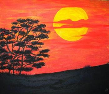 afrika-sonne